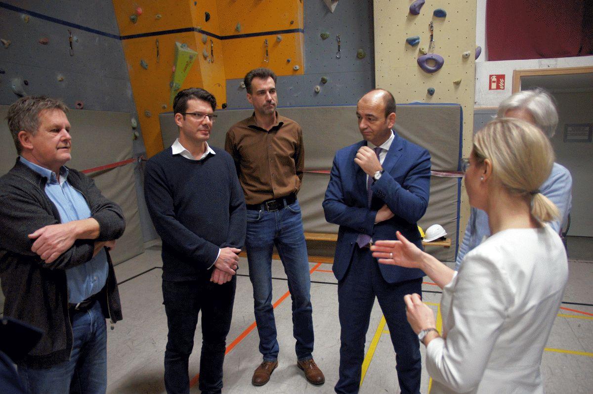 160 000 Euro für Sanierungsprojekt – Boden der Mehrzweckhalle in der CD-Kaserne wird im März 2020 saniert