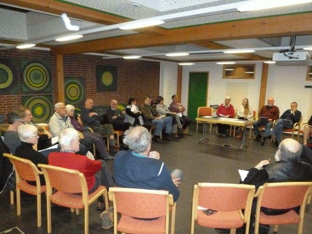 2. Treffen der Geschichtswerkstatt Gemeinde Faßberg – Erneut große Beteiligung im Rathaus Faßberg