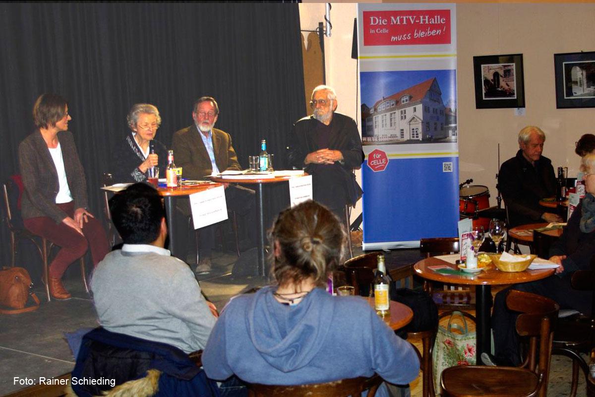 Bürgerinitiative »Nordwallhalle für Kultur und Sport« gegründet