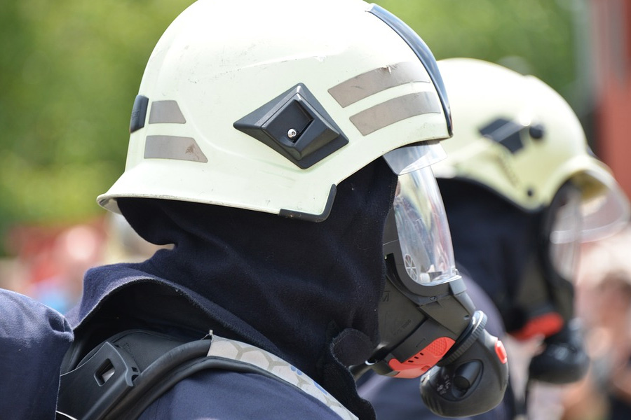 Feuerwehr Winsen/Aller nimmt Ausbildungsbetrieb wieder auf