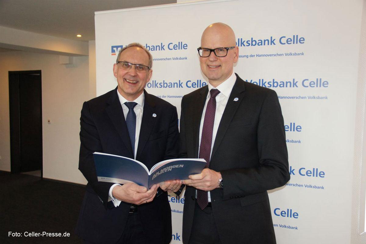 Hannoversche Volksbank: Starkes Wachstum mit dem gewerblichen und privaten Mittelstand
