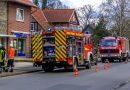 Küchenbrand sorgt für Einsatz des Löschzuges Wienhausen