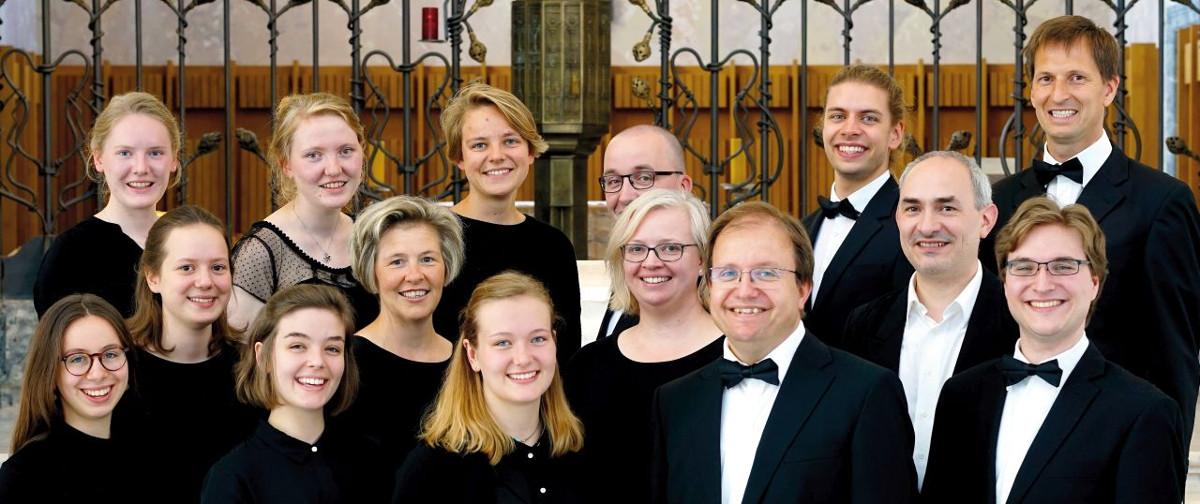 Kammerchor Michaelstein gastiert in Celle und Hohne