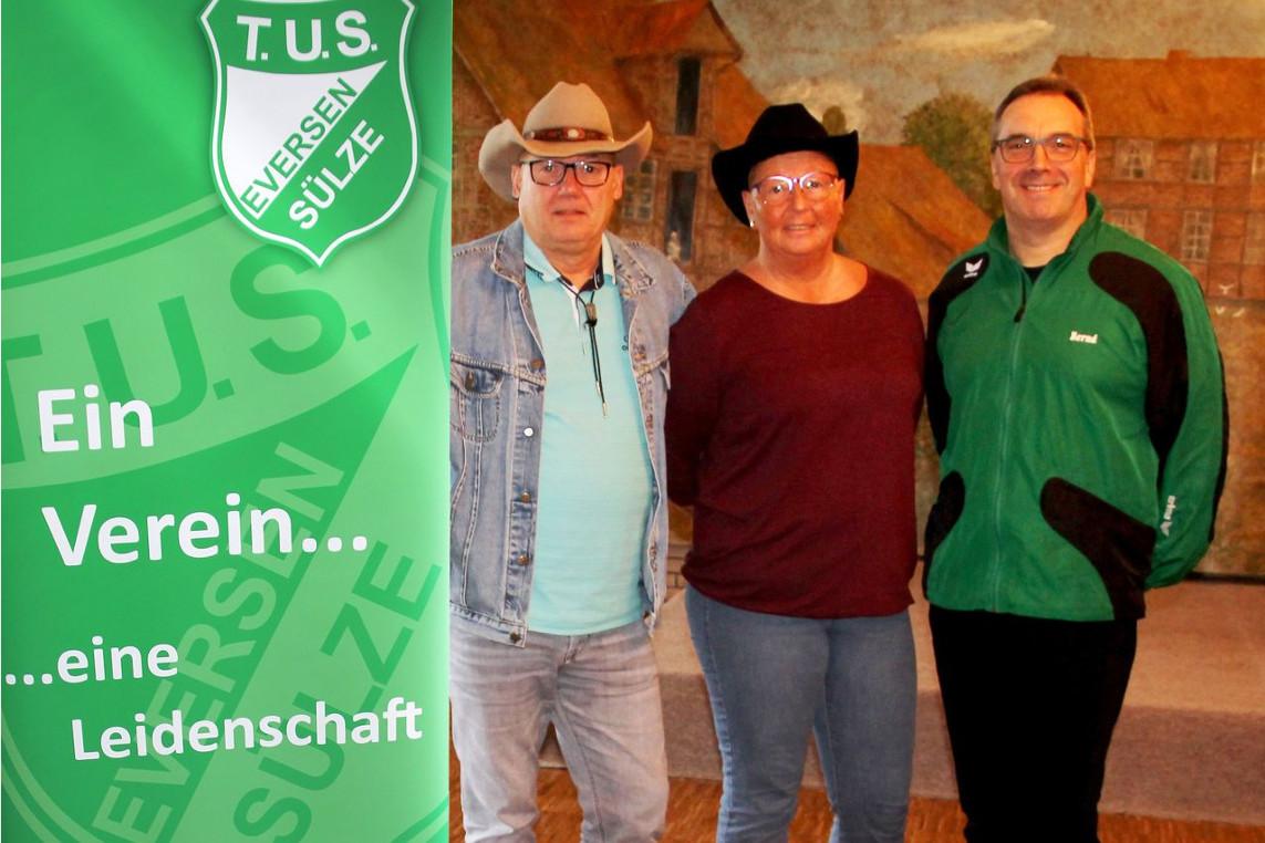 Line Dance neu beim TuS Eversen/Sülze