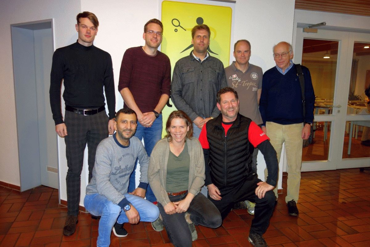 Mitgliederversammlung der Tennissparte des VfL Westercelle 2020