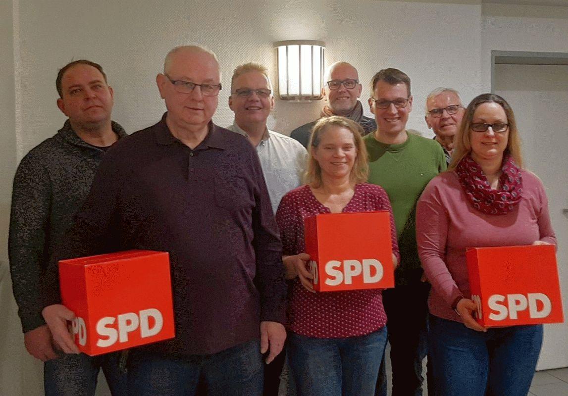 Mitgliederversammlung des SPD Ortsverein Hambühren – Veränderung und Kontinuität – Jens Neumann neuer Vorsitzender