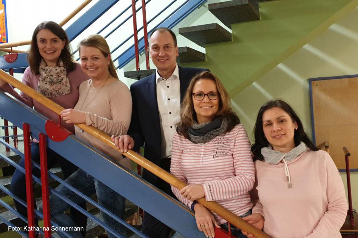 Neuer Vorstand des Schulvereins Grundschule Groß Hehlen e.V.