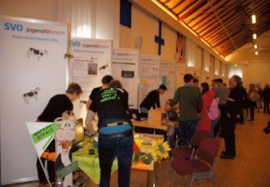 SVO gratuliert jungen Forschern bei Jugend forscht in Celle