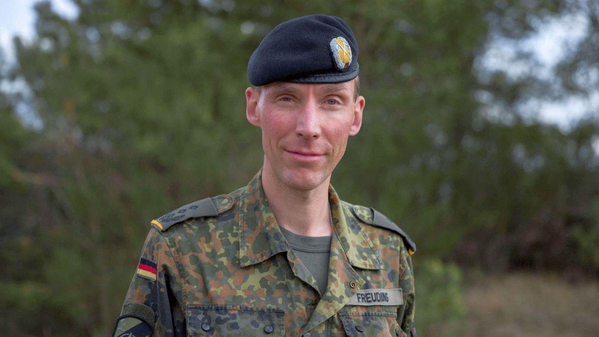"""""""Schnelle Eingreiftruppe der NATO"""""""