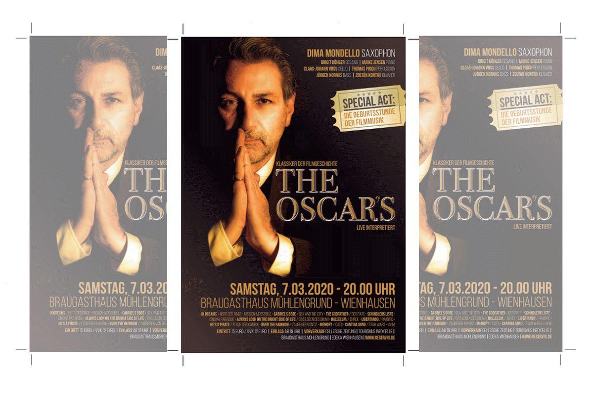 The Oscar's: Filmmusik-Ensemble kommt am 7. März nach Wienhausen – Voller Emotionen zum Ursprung der Filmmusik