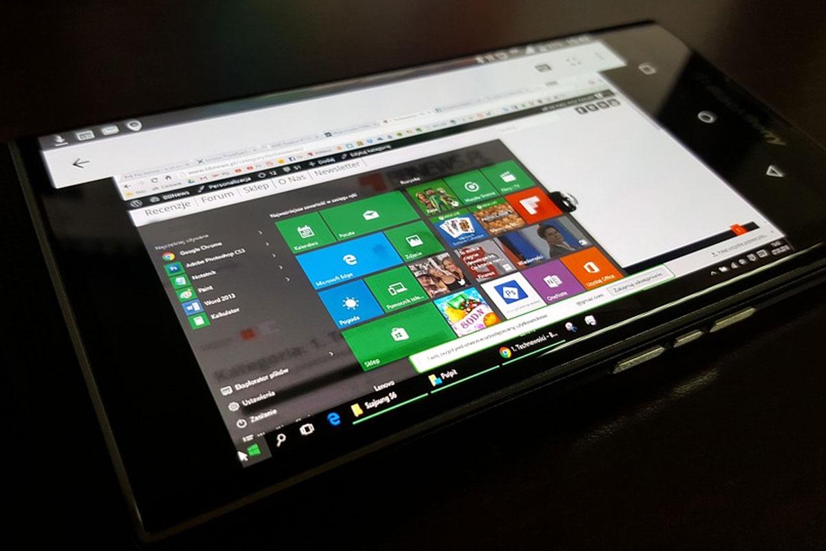 Von Windows 7 zu Windows 10