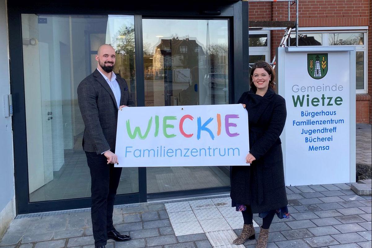 Neues Familienzentrum WIECKIE in Wietze öffnet am 18. April