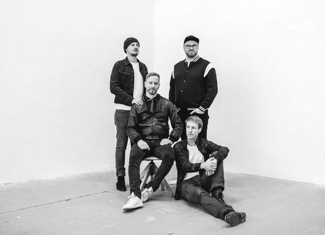 "Tanzbarer, intensiver Indie-Rock – Hermetrik auf ""Silver""-Release-Tour an Bord der ms loretta"