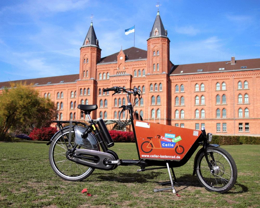 Förderung aus dem Klimaschutzfonds: Jetzt auch für Lastenräder ohne E-Antrieb