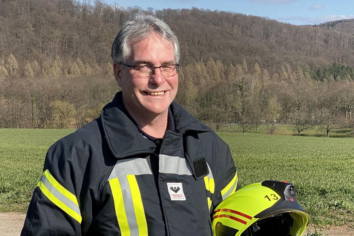 Feuerwehrmann aus Niedersachsen möchte bundesweite Verantwortung übernehmen