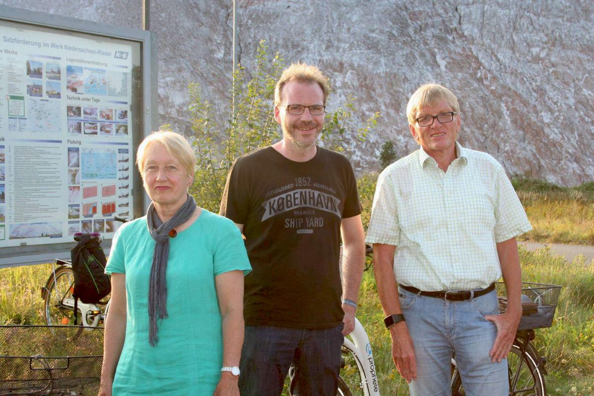 Grüne fordern: Genehmigungsverfahren für Wathlinger Haldendeponie aussetzen