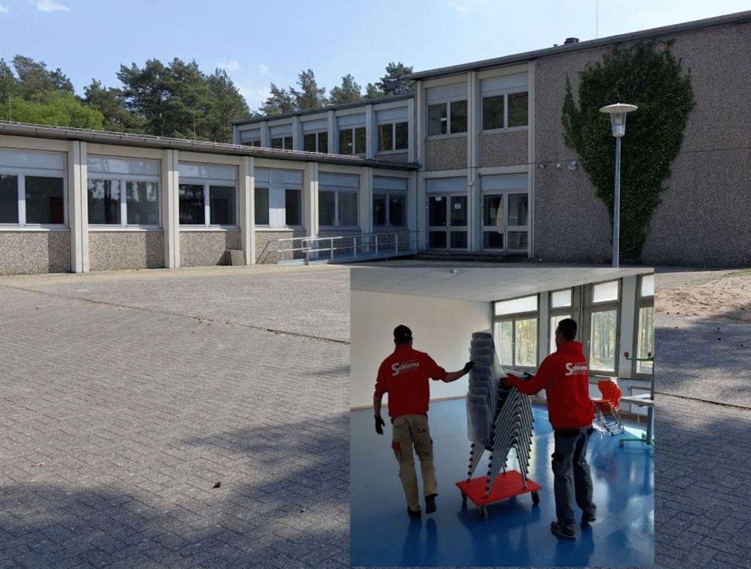 Neues Hölty-Gymnasium nimmt Gestalt an – Vorbereitungen für Start in Hambühren laufen auf Hochtouren