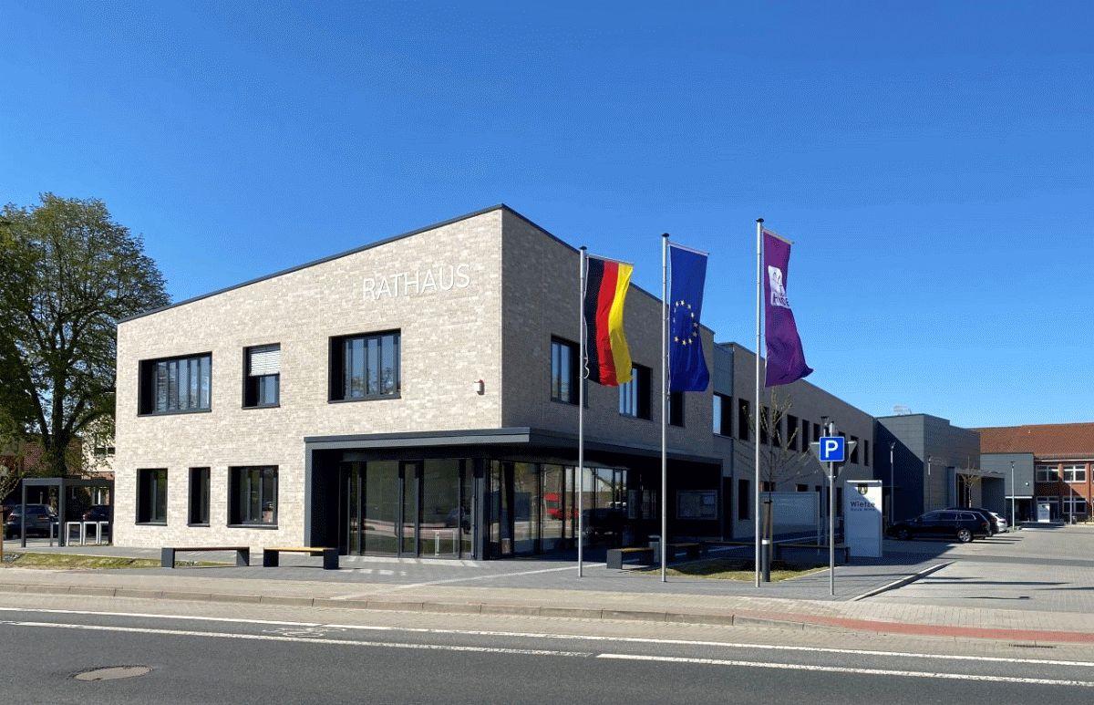 Rathaus und Bücherei öffnen wieder