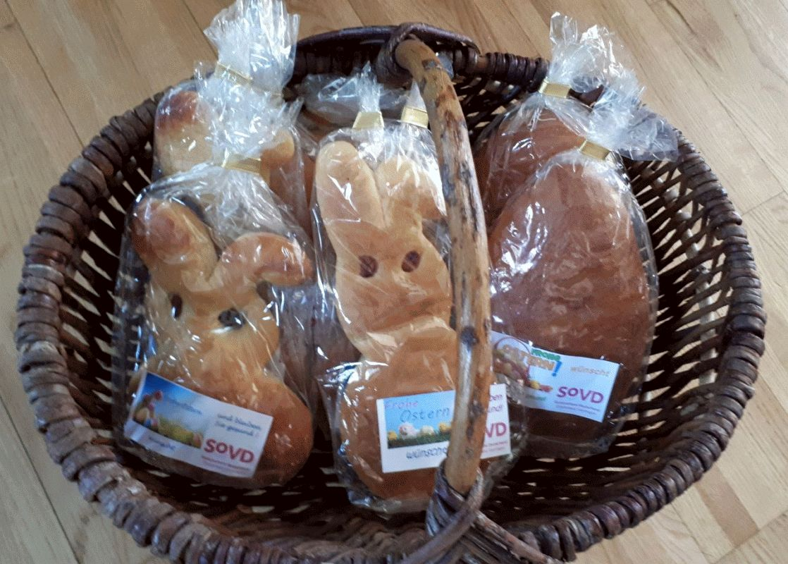 SoVD Ortsverband Nienhagen: Süße Überraschung zu Ostern