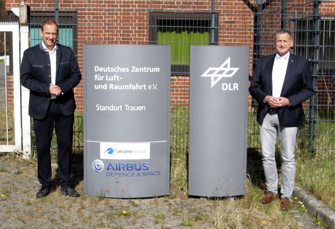 SpacePark Trauen – Raumfahrtforschung und -entwicklung: Grundsteinlegung im Sommer