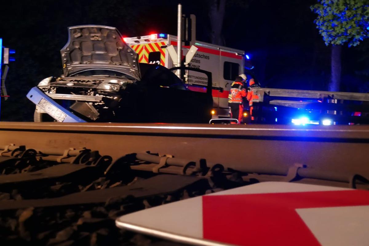 Verkehrsunfall in Westercelle *** aktualisert