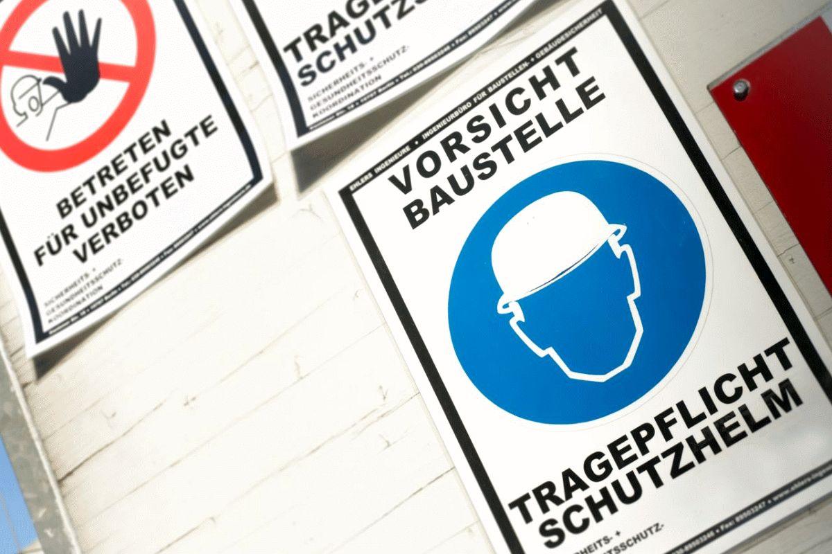 Workers' Memorial Day am 28. April – 8.800 Bau-Unfälle in Niedersachsen – Gedenkminute für verunglückte Arbeitnehmer im Kreis Celle