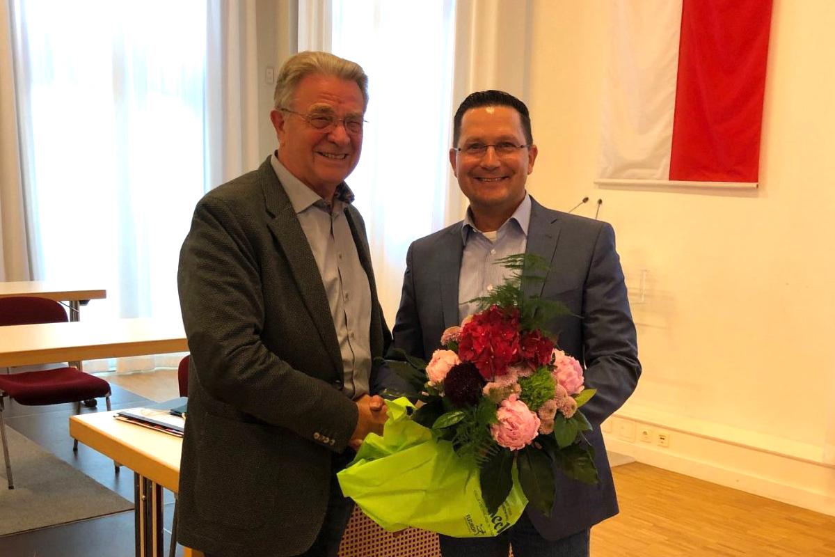 CDU Stadtratsfraktion mit neuer Führung – Wille folgt auf Gevers