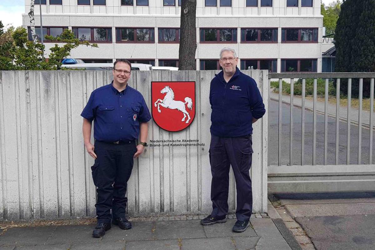 DRK Celle im Kompetenzzentrum Großschadenslagen vertreten
