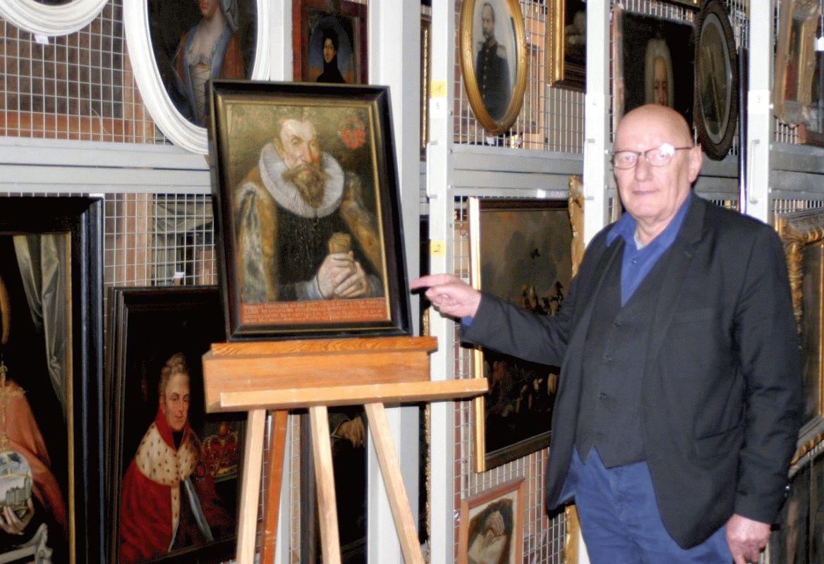 Frühestes Celler Bürgerporträt: Ernst von Siemens Kunststiftung fördert weiteres Restaurierungsprojekt des Bomann-Museums