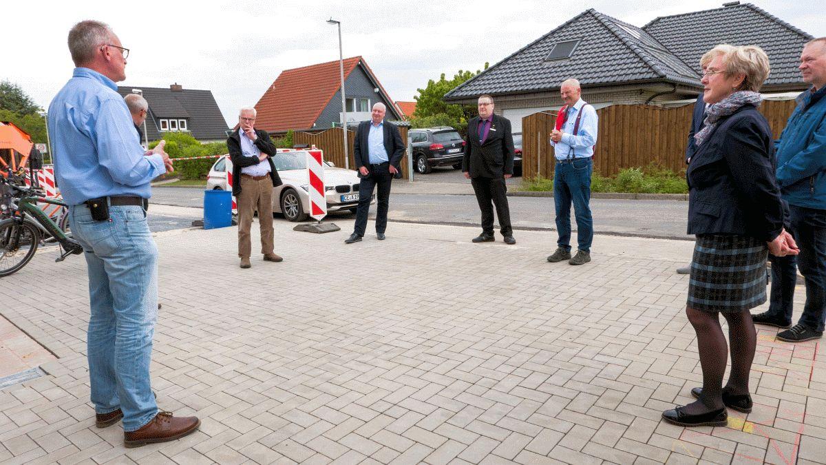 Freie Demokraten besuchen Ortsfeuerwehr Scheuen – Auf einem guten Weg mit Zukunftsperspektive