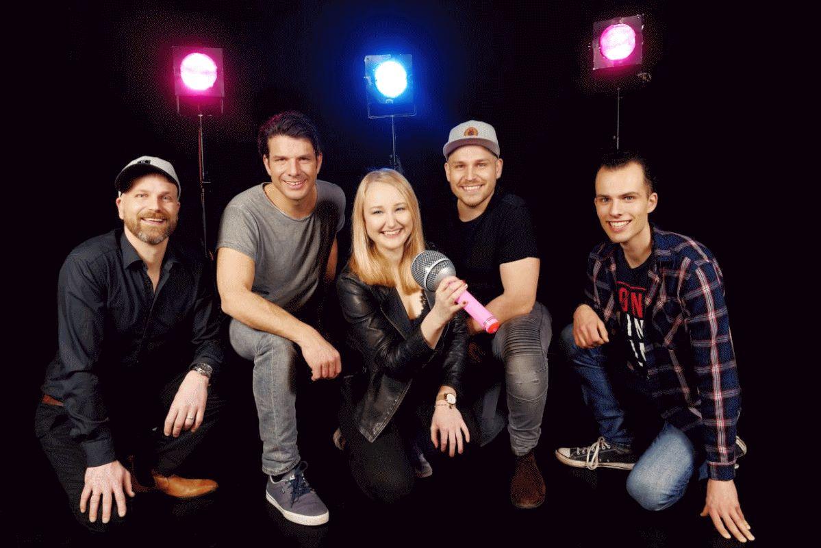 Herdensingen  – erstes Silent-Konzert in Celle