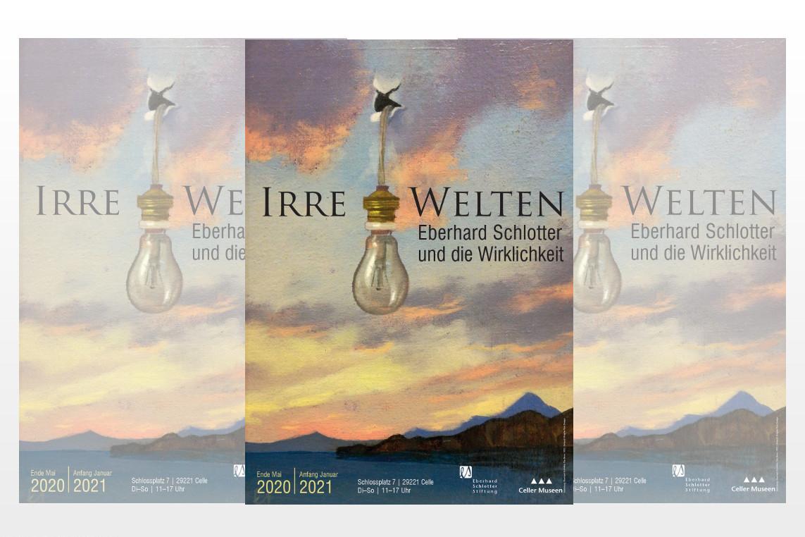 Neue Ausstellung im Bomann-Museum: IRRE WELTEN oder: Eberhard Schlotter und die Wirklichkeit