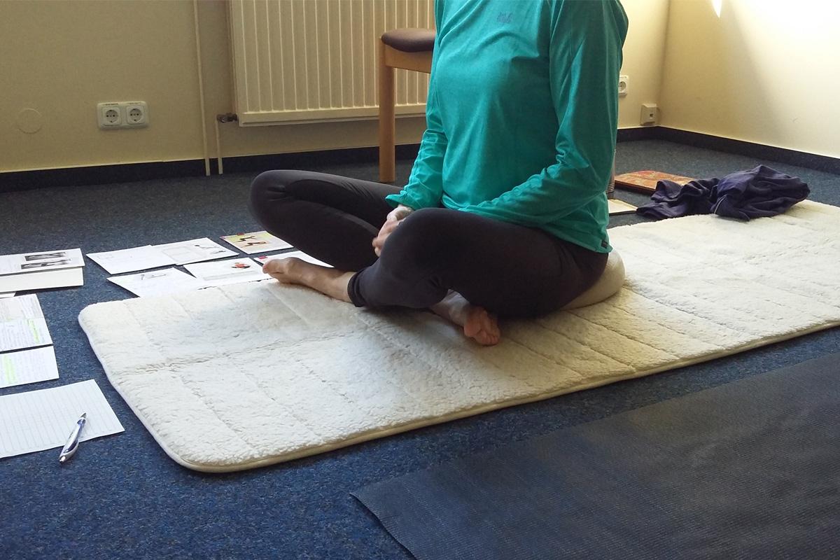 Online-Yoga in der FABI – Die ersten Erfahrungen sind gemacht
