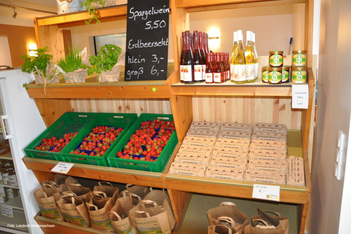 Regionale Produkte erfreuen sich steigender Beliebtheit