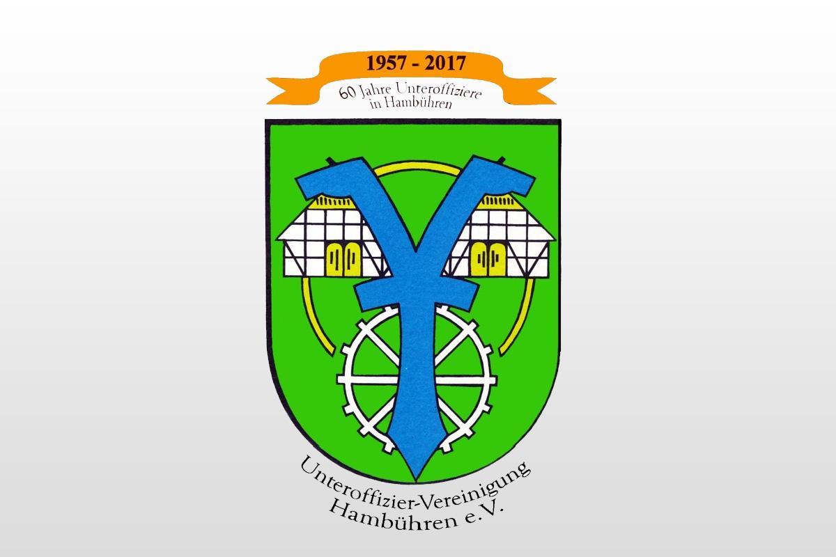 Unteroffizier-Vereinigung Hambühren e. V. gratuliert dem Schützenverein Hambühren e. V. zum 100-jährigen Jubiläum