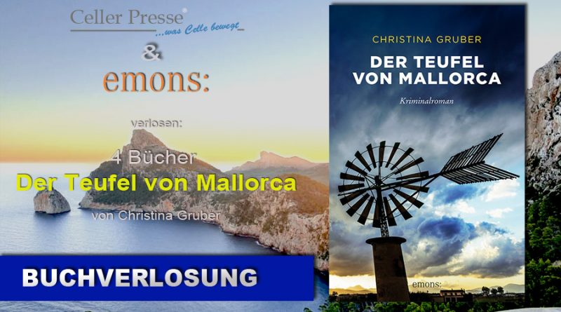 """Buchverlosung """"Der Teufel von Mallorca"""""""