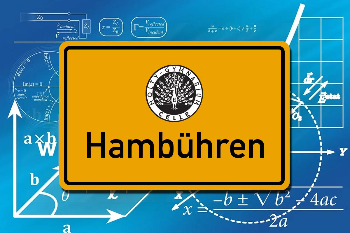 Zum Neustart des Hölty-Gymnasiums in Hambühren