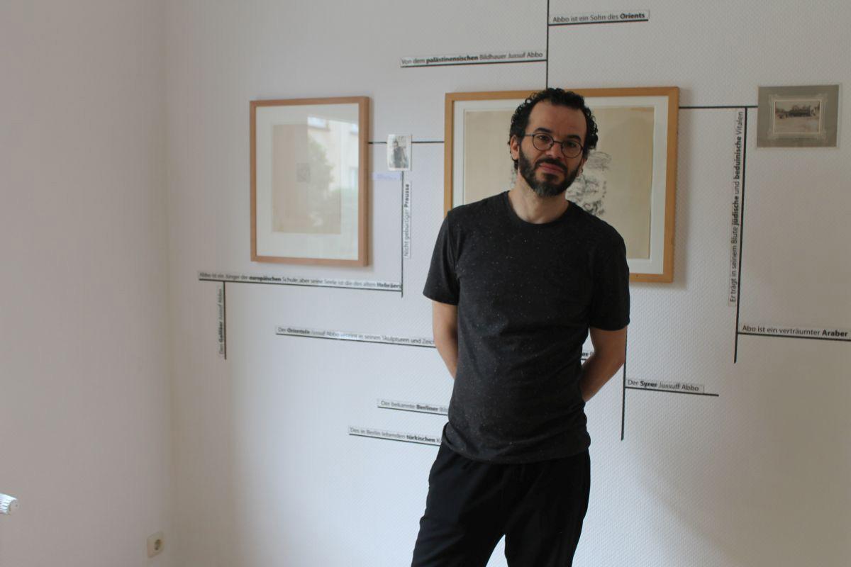 Das Lebenswerk des Jussuf Abbo dargestellt im musealen Kontext