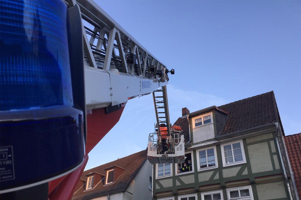 Einsätze der Feuerwehr Celle