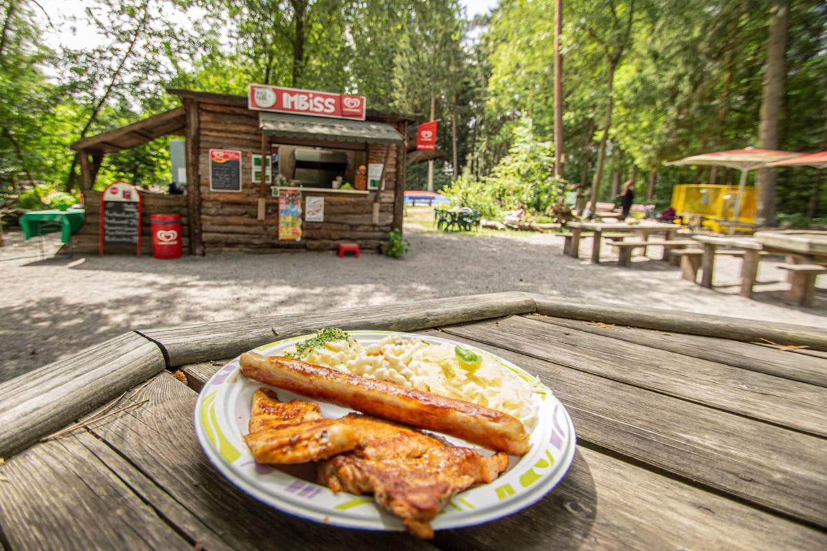 Grillabende im Wildpark Müden – Gegrillte Speisen mit abendlichem Spaziergang durch den Wildpark