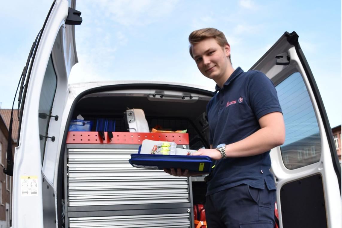 Mentale Stärke ist gefragt – Freiwilliges Soziales Jahr und Bundesfreiwilligendienst: Der Johanniter-Regionalverband Harz-Heide bietet viele Möglichkeiten