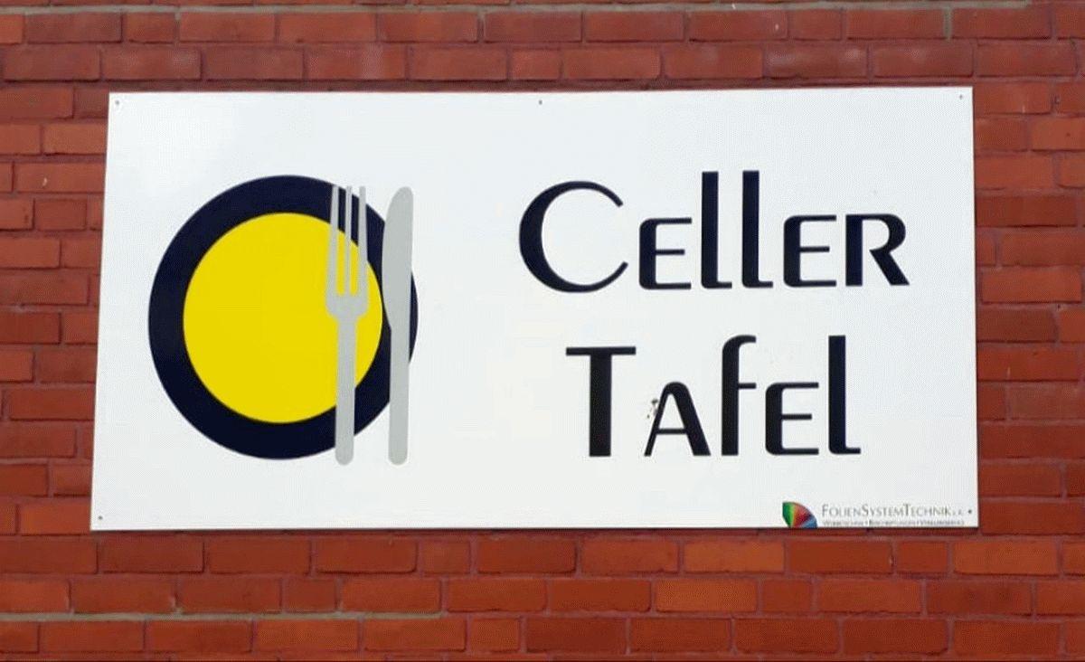 THW unterstützt Celler Tafel e.V.