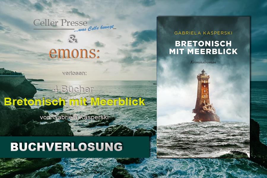 """Buchverlosung """"Bretonisch mit Meerblick"""""""