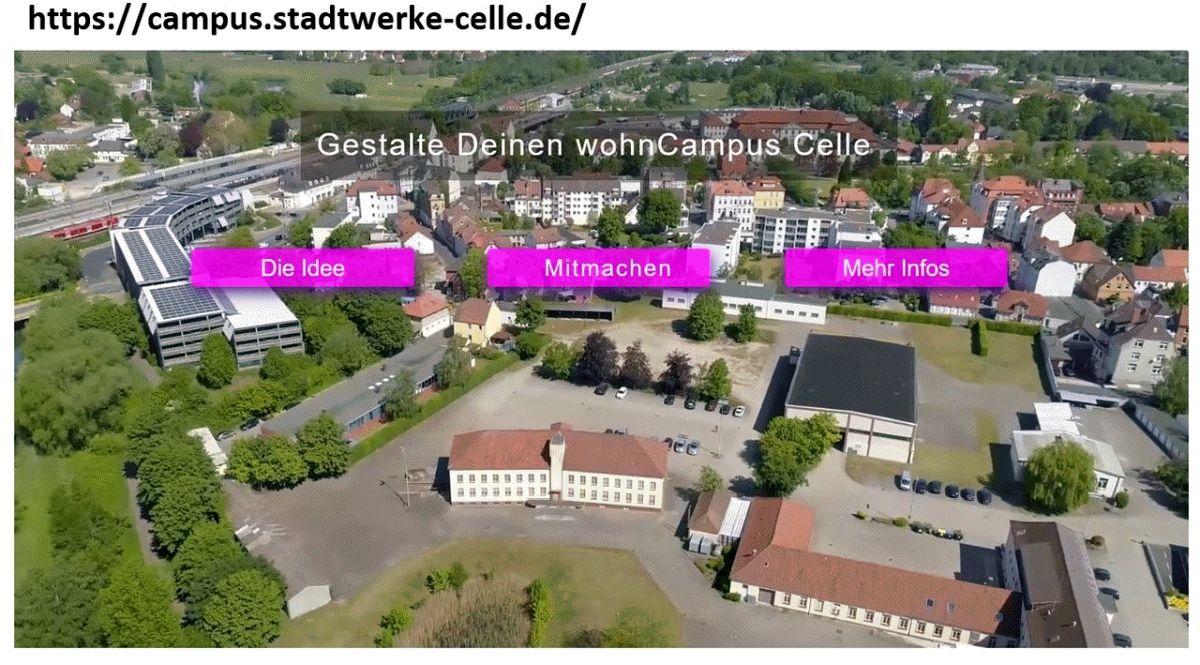 wohnCampus Celle – in Celle wohnen und in Hannover studieren!