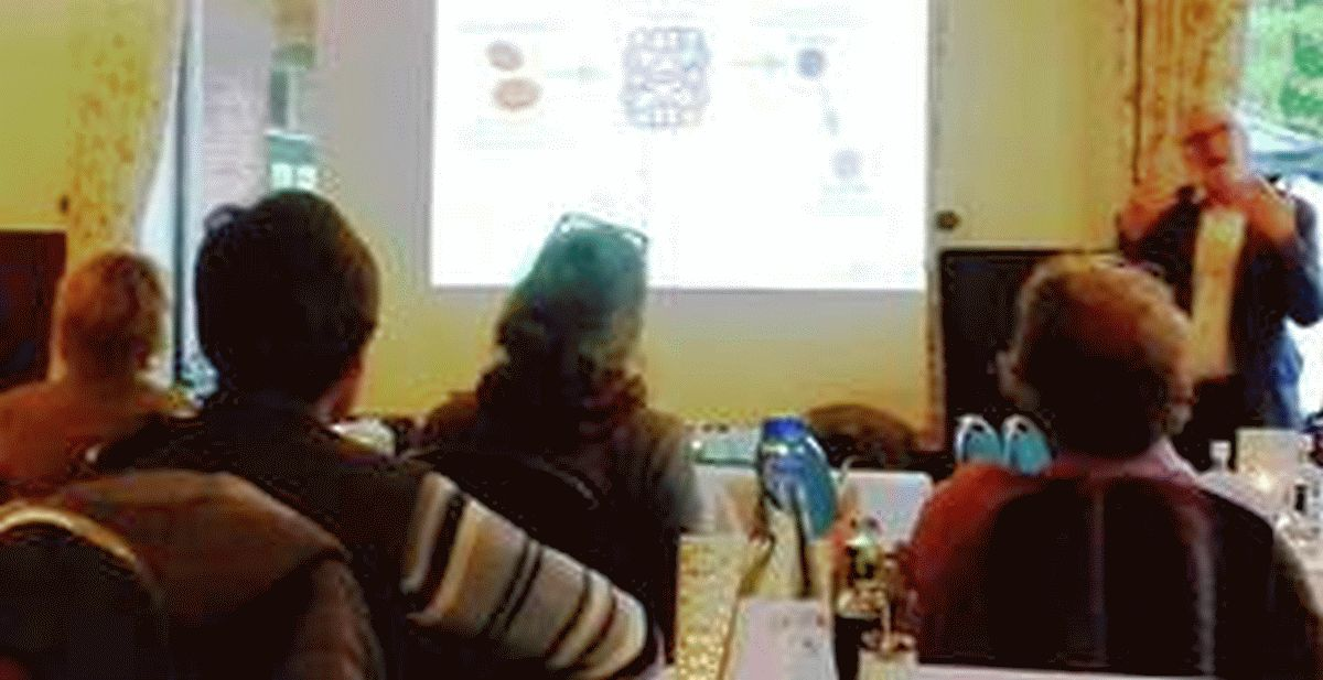 ALLZEIT GESUND UND MUNTER: Gelungene Wiederaufnahme der Vortragsaktivitäten des Homöopathie-Vereins