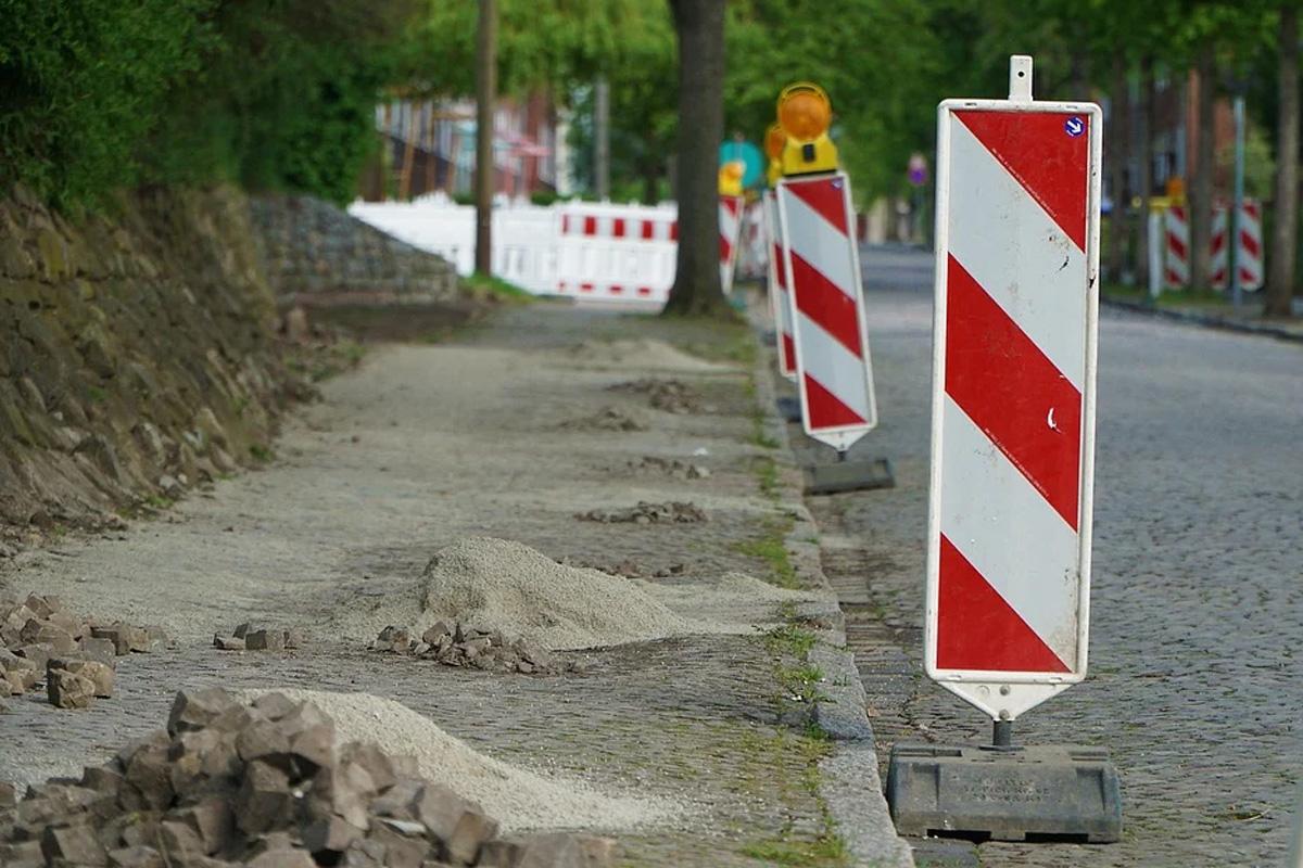 "Mahnwache der Bürgerinitiative ""Celle Antis Strabs"""