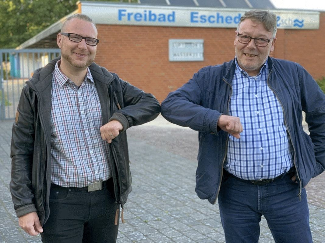 Der FDP-Kreisvorsitzende Robert Kudrass tritt dem Bündnis gegen Rechtsextremismus (BgR) in Eschede bei