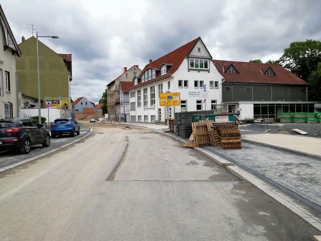 Grüne fordern mehr Transparenz für den Raum zwischen Nordwall und Stadtgraben