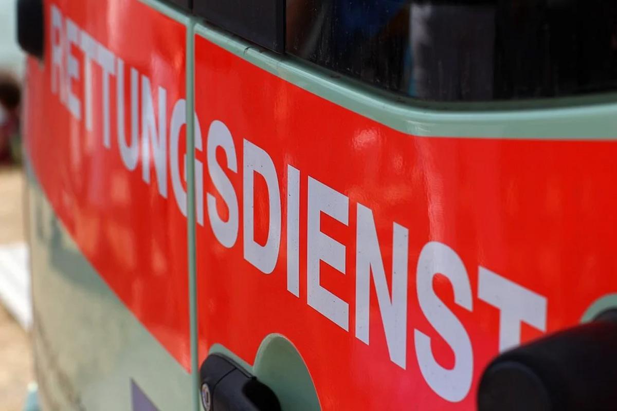 Fußgängerin angefahren und leicht verletzt