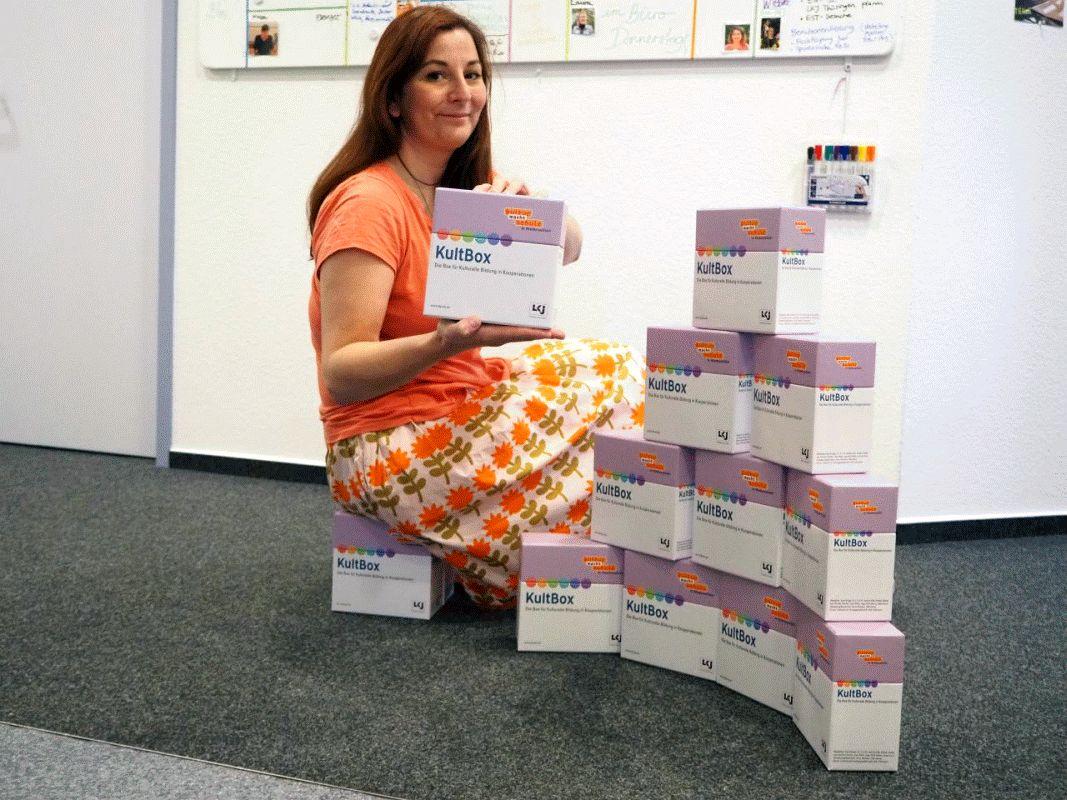 Kulturelle Bildung aus der Box – KultBox: Kompaktes Wissen und effektive Methoden zum Download